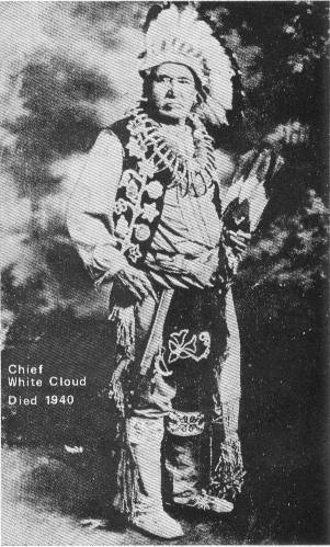 Chief James White Cloud
