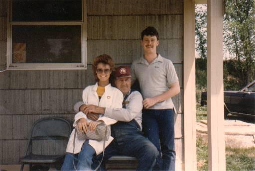 Christalle, Wayne & Michael Pfaffly